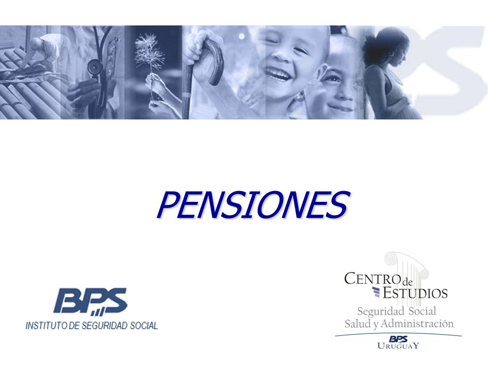 INSTITUTO DE SEGURIDAD SOCIAL PENSIONES PENSIONES