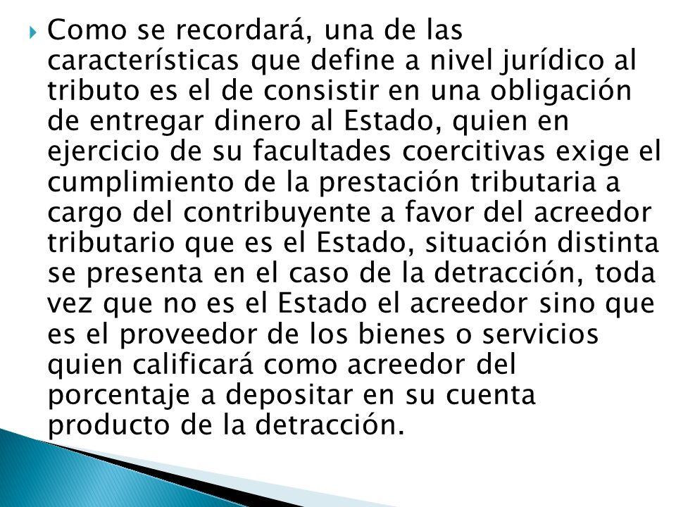 La Administración Tributaria ha publicado un aviso en su página web, en la que permite a los contribuyentes informarse si los montos de las cuentas de detracciones aperturadas en el Banco de la Nación, han sido ingresadas como recaudación.