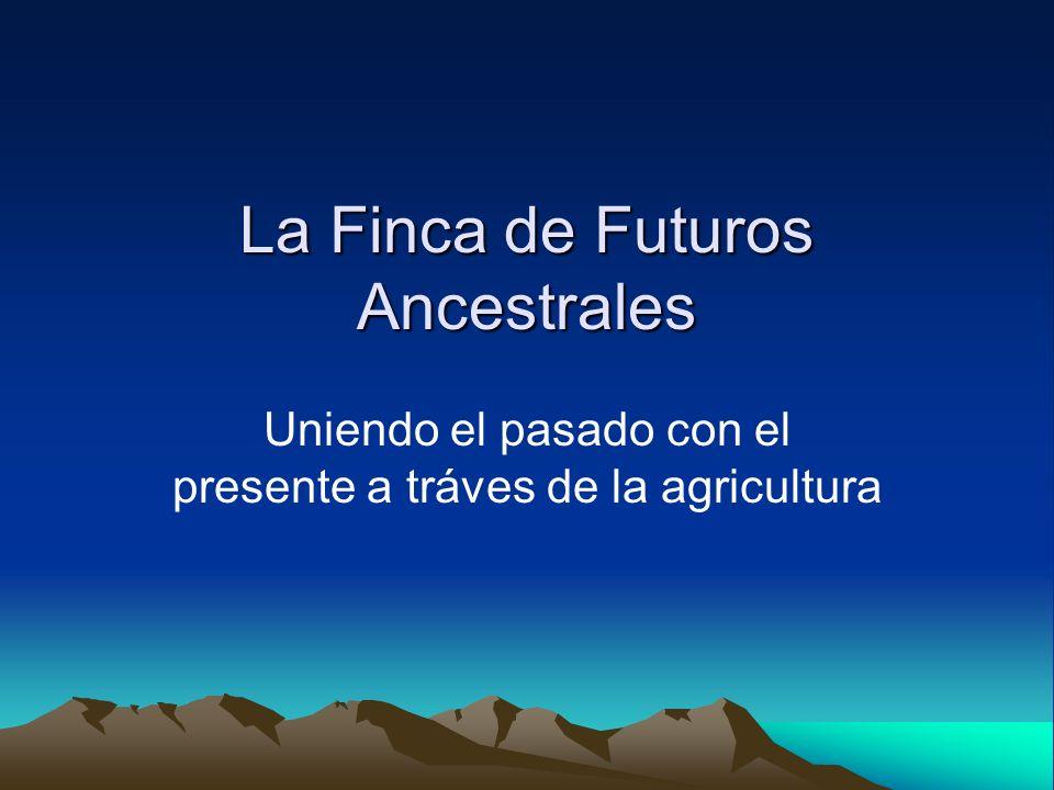 La Finca de Futuros Ancestrales Uniendo el pasado con el presente a tráves de la agricultura