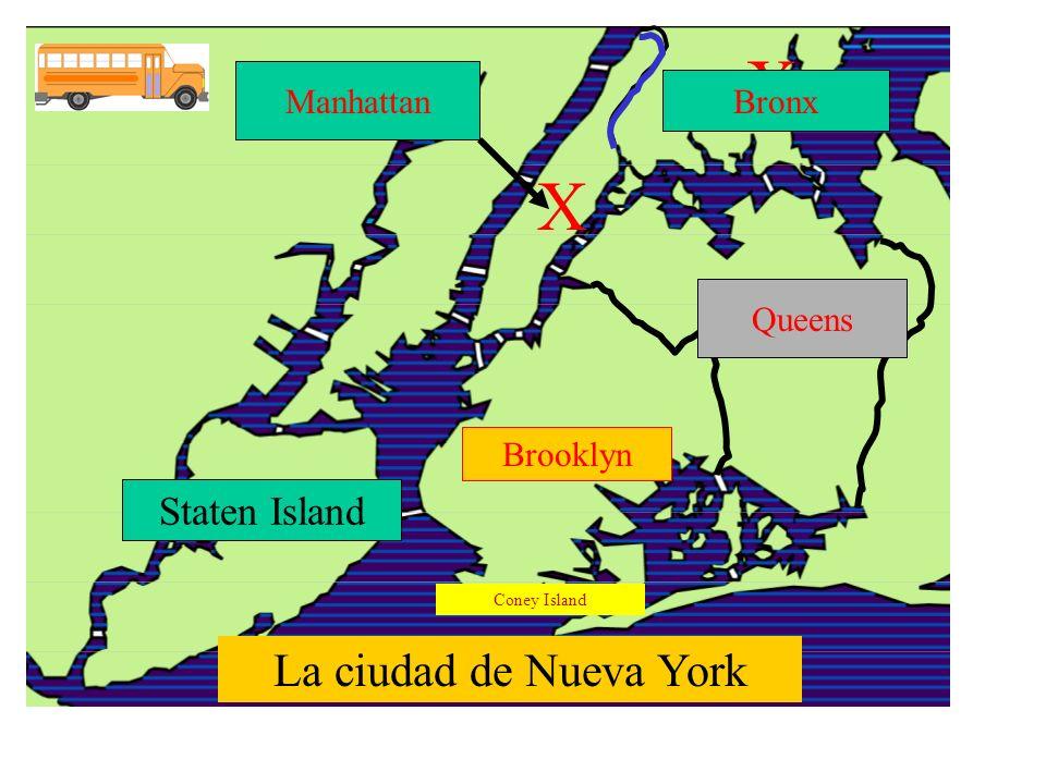 ¡Vamos de excursión! Al acuario de Coney Island.