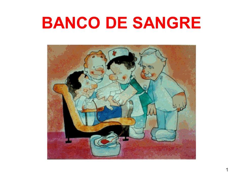 1 BANCO DE SANGRE