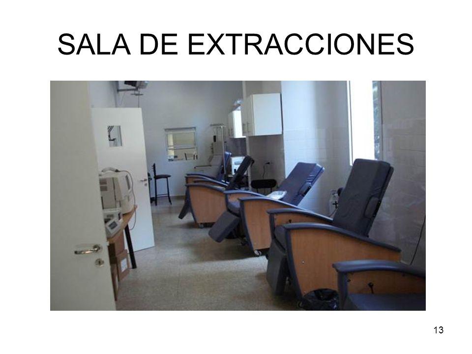 SALA DE EXTRACCIONES 13