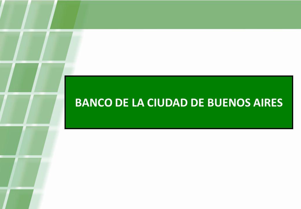 BANCO DE LA CIUDAD DE BUENOS AIRES