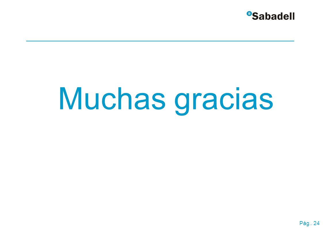 Pág.. 24 Muchas gracias