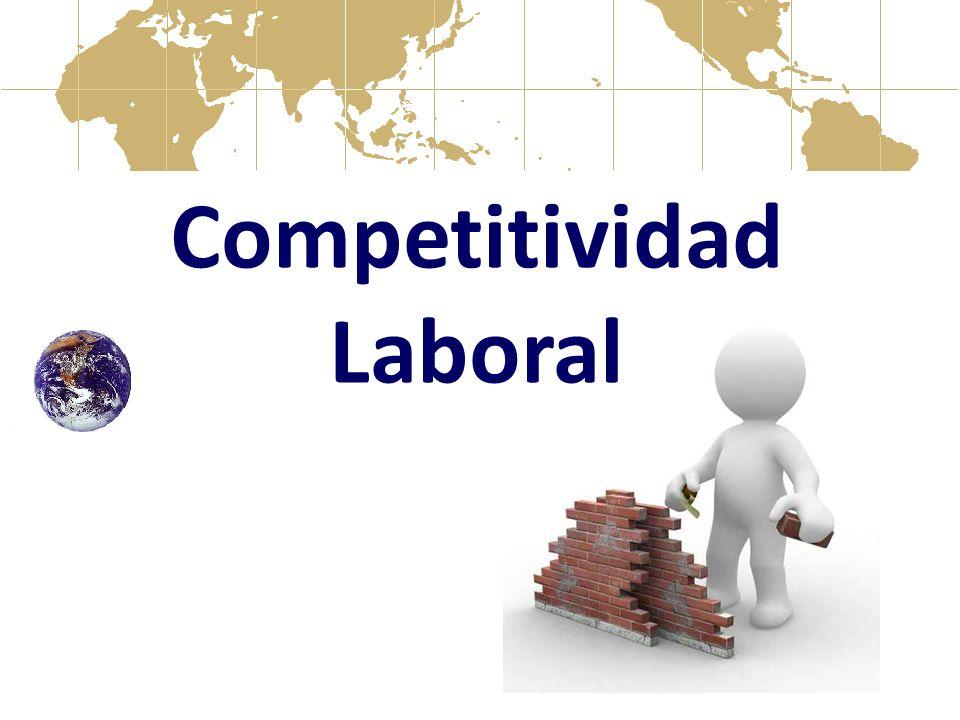 Competitividad Laboral