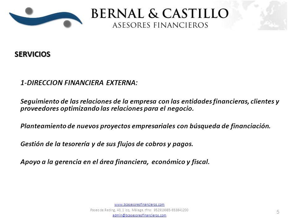 2-BUSQUEDA DE FINANCIACION EMPRESARIAL: Obtención de líneas de financiación para la empresa adecuada a sus necesidades reales.