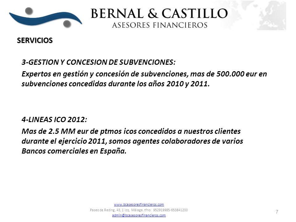 SOCCER WORLD INTERNATIONAL, filial en España Futbol es Nuestra Vida SL.