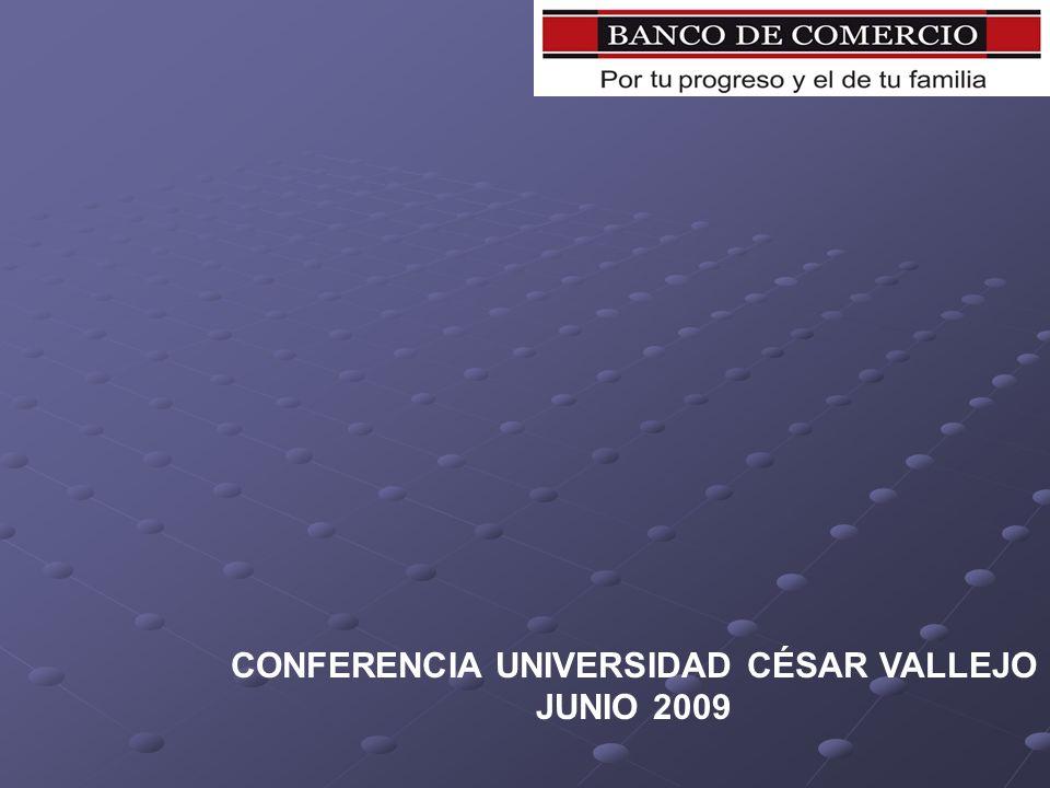 CONFERENCIA UNIVERSIDAD CÉSAR VALLEJO JUNIO 2009