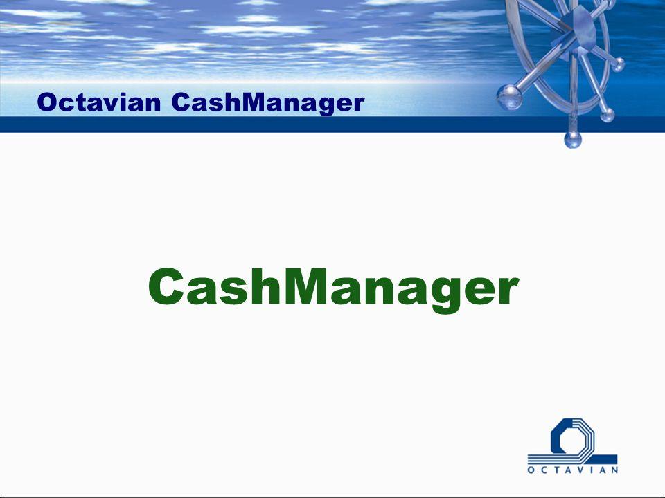 Octavian CashManager CashManager