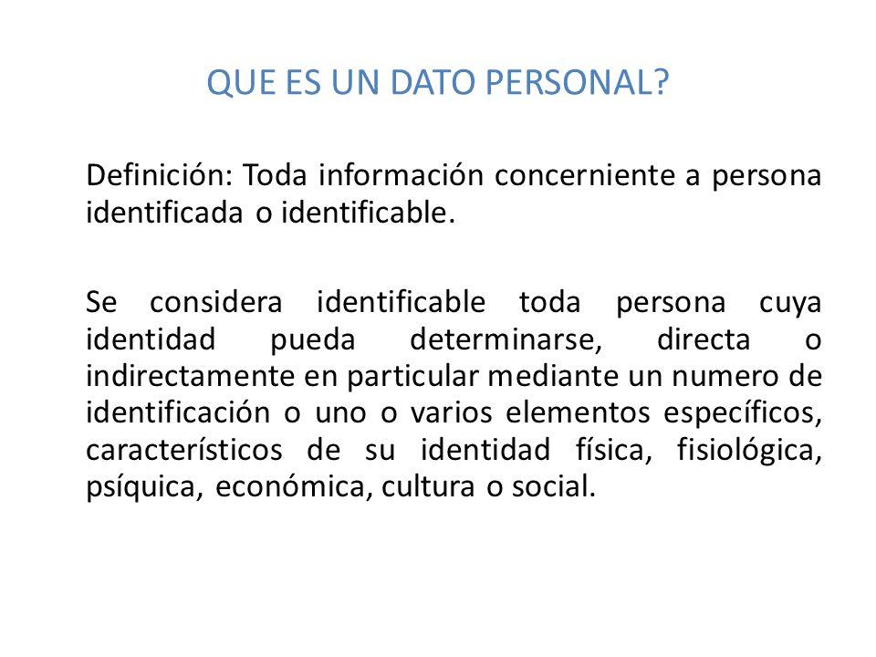 REGULACION ACTUAL El Salvador no posee una legislación especializada sobre la protección al derecho de la intimidad, privacidad, autodeterminación informativa o protección de datos.