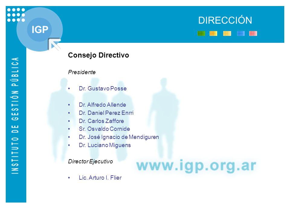 Dirección y Miembros Participantes