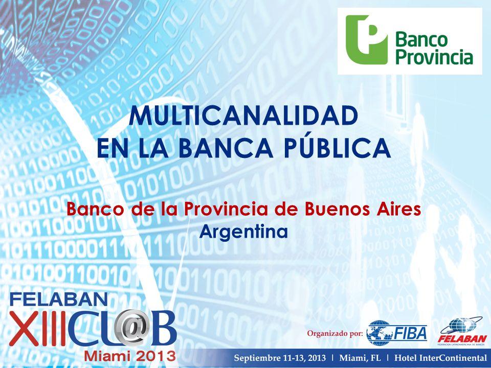 Futuros pasos Banca Móvil Priorizamos el canal móvil porque… Dueño de los canales estratégicos 1 1 Banca móvil en Latinoamérica: 140 millones de usuarios en 2015 Se espera que el uso de la banca móvil en América Latina tenga un crecimiento anual del 65 % hasta 2015.