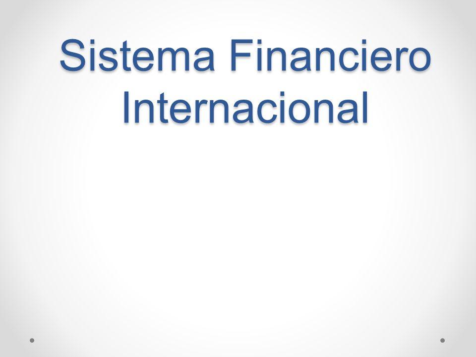 Mercados internacionales Eurobonos: las emisiones internacionales de bonos son aquellas que se ponen en circulación fuera del país de residencia del prestatario.