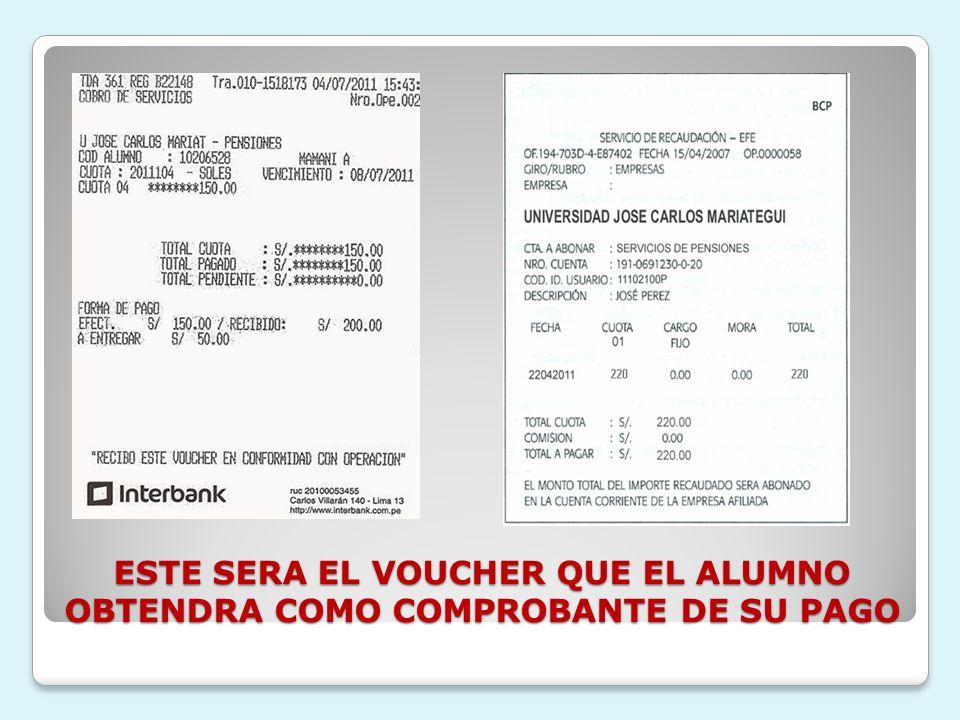 OTRAS MODALIDADES DE PAGO: ATM (CAJERO AUTOMATICO) CAJEROS A NIVEL NACIONAL SOLO SI TIENES CUENTA EN EL BANCO.
