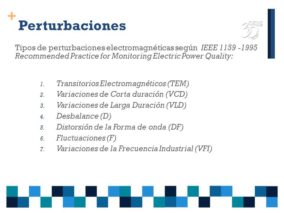 + Clasificación IEEE 1159