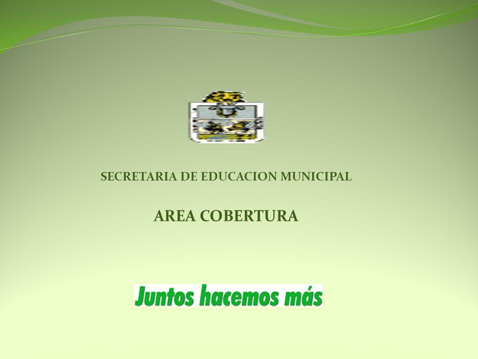 SECRETARIA DE EDUCACION MUNICIPAL BANCO DE OFERENTE