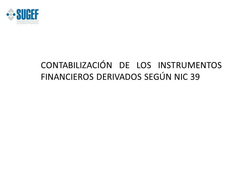 La contabilidad de coberturas es algo opcional en NIC 39 CONTABILIDAD DE COBERTURAS COBERTURAS FINANCIERAS NIC 39 COBERTURA CONTABLE
