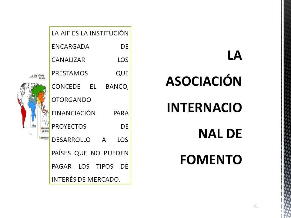 EL OBJETIVO DEL BIRF ES REDUCIR LA POBREZA EN LOS PAÍSES DE INGRESO MEDIANO Y EN LOS PAÍSES MÁS POBRES QUE TIENEN CAPACIDAD CREDITICIA, PROMOVIENDO EL DESARROLLO SOSTENIBLE MEDIANTE PRÉSTAMOS, GARANTÍAS Y OTROS SERVICIOS NO CREDITICIOS, COMO DE ANÁLISIS Y ASESORÍA.