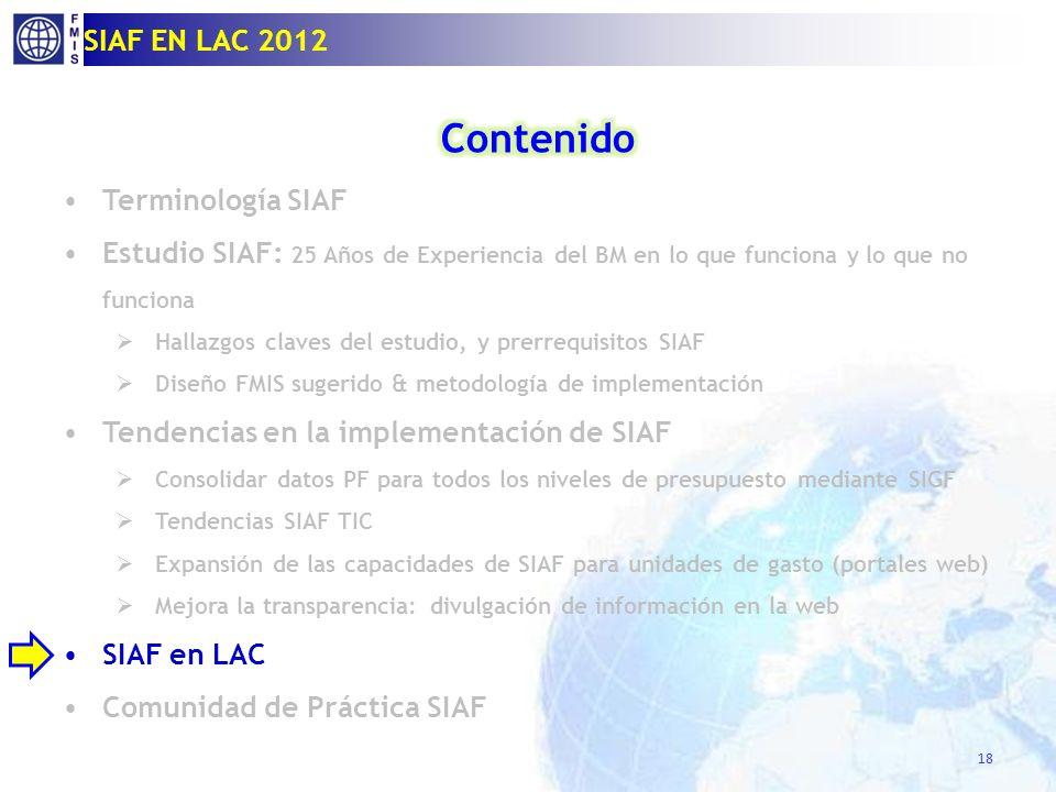 SIAF EN LAC 2012 18