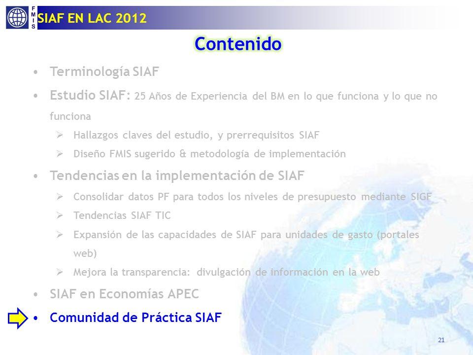 SIAF EN LAC 2012 21