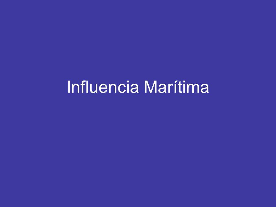Influencia Marítima
