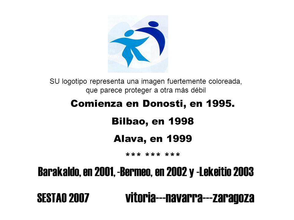 Comienza en Donosti, en 1995.