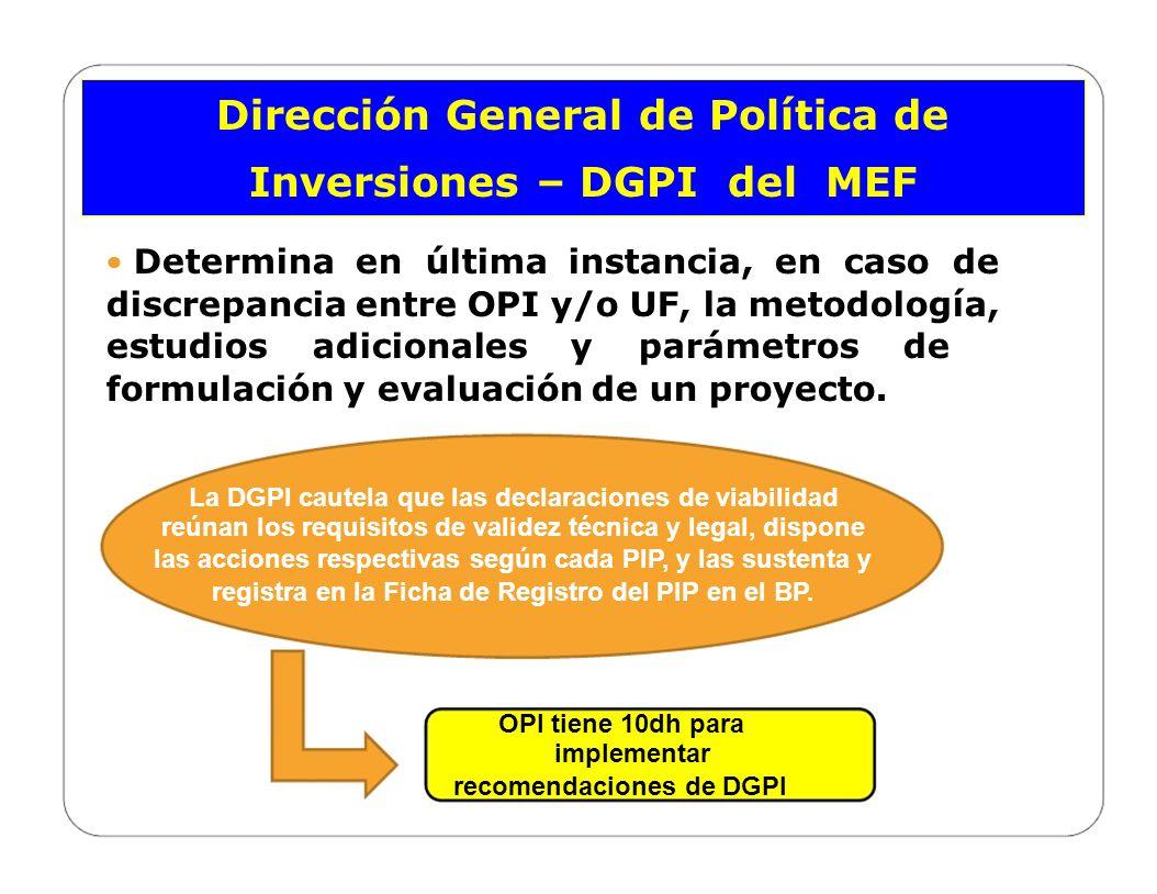 CELAP Modificaciones Fase de Inversión MODIFICACIONES SUSTANCIALES cambio en el objetivo del PIP cambio de la alternativa de solución por otra no prevista en el estudio de preinversión cambio del ámbito de influencia
