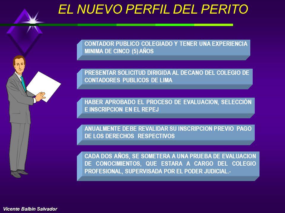 CONDICIONES - PERITO JUDICIAL 1.IDONEIDAD.- ESTA EN FUNCION DE LA ESPECIALIDAD (CASOS CIVILES, PENALES, LABORALES, DE FAMILIA), DE LA EXPERIENCIA Y AC