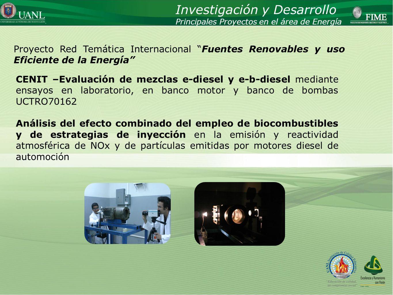 Presentado por: Ing. Esteban Báez Villarreal Director UNIVERSIDAD AUTÓNOMA DE NUEVO LEÓN Facultad de Ingeniería Mecánica y Eléctrica Proyecto Red Temá