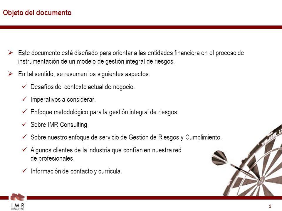 13 Rosendo Rubiero Socio Gerente Consultor con más de dieciocho años de experiencia incluyendo el gerenciamiento de numerosos proyectos desarrollados en compañías de primera línea de distintos países.