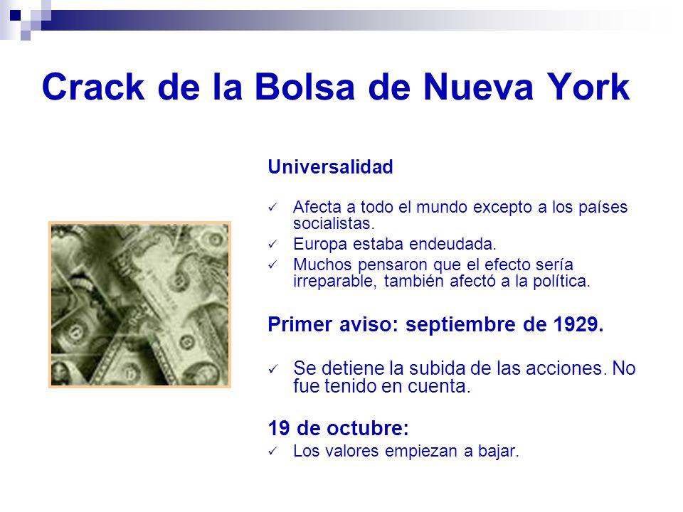 21 de octubre: Todo el mundo intenta vender sus acciones.