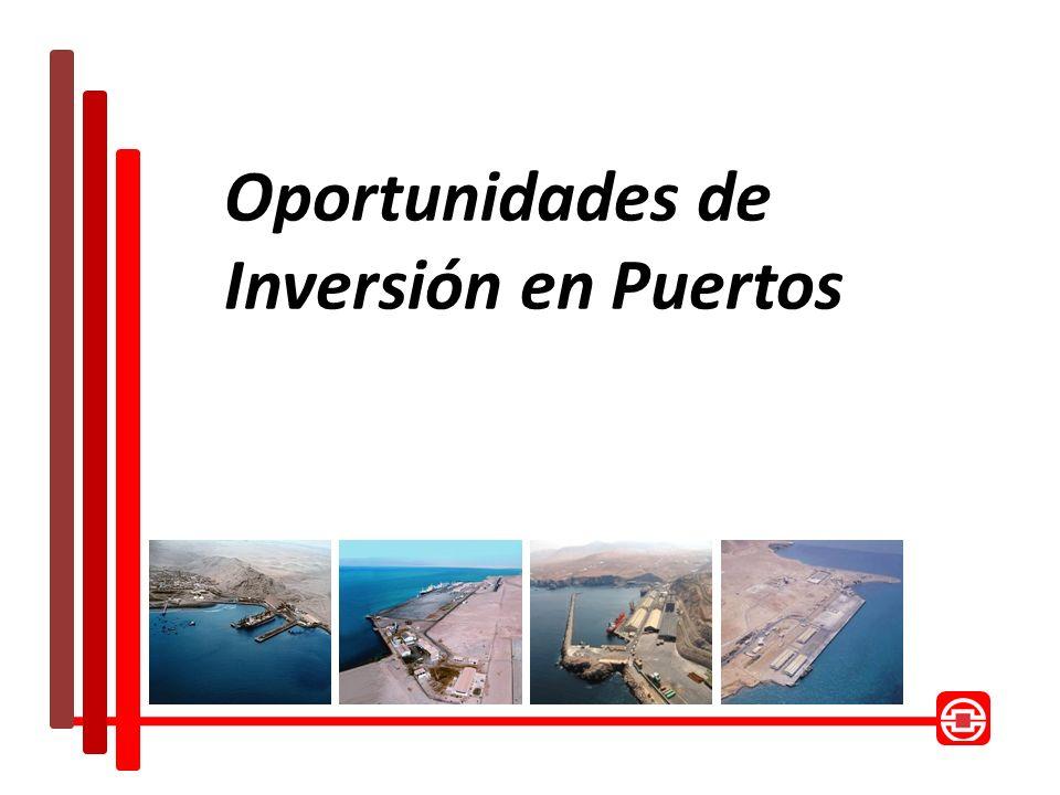 Terminal Portuario General San Martín - Pisco D E S C R I P C I Ó N Ubicación: Región Ica - provincia de Pisco.