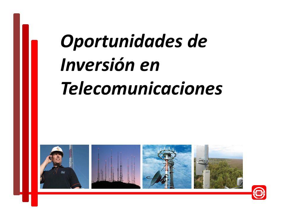 Alcance : A nivel nacional.Descripción: Concesión de servicios públicos de telecomunicaciones.