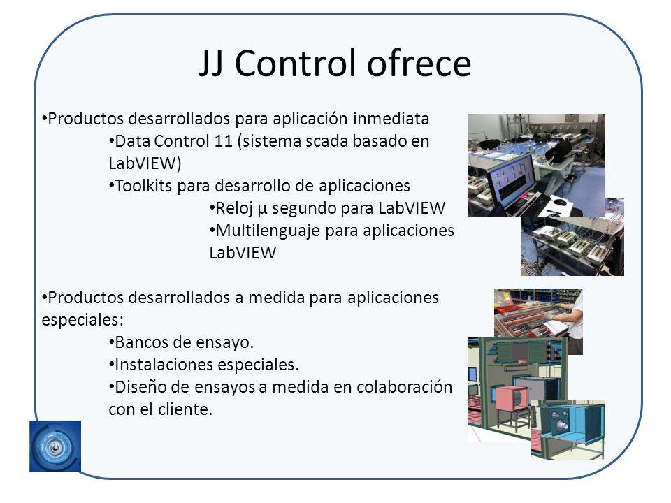 Data Control 11 Gestión de miles de señales.
