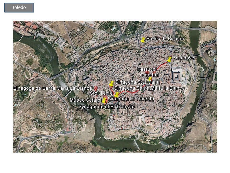 Sevilla 1.Hotel 2.La Maestranza 3.Torre del Oro 4.Fabrica Tabacos 5.Plaza Espana 2 3 4 5