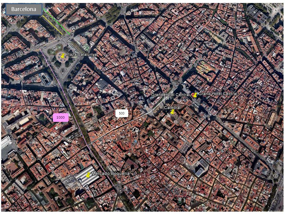 Barcelona 1000 500