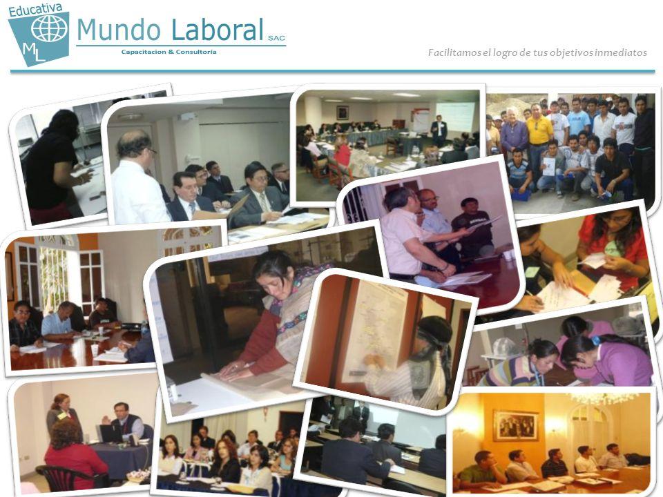Presencial y Virtual EVENTOS : TEMAS DE ACTUALIDAD Talleres, cursos, seminarios y diplomados Diseño de temas que responden a las necesidades del mercado laboral.