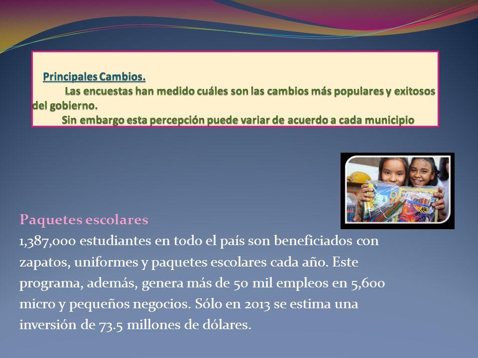 CAMBIO 52 Ley de Protección Integral para la Niñez y la Adolescencia (LEPINA) En 2009 fue aprobada esta ley que proclama a la niñez y adolescencia como prioridad absoluta.