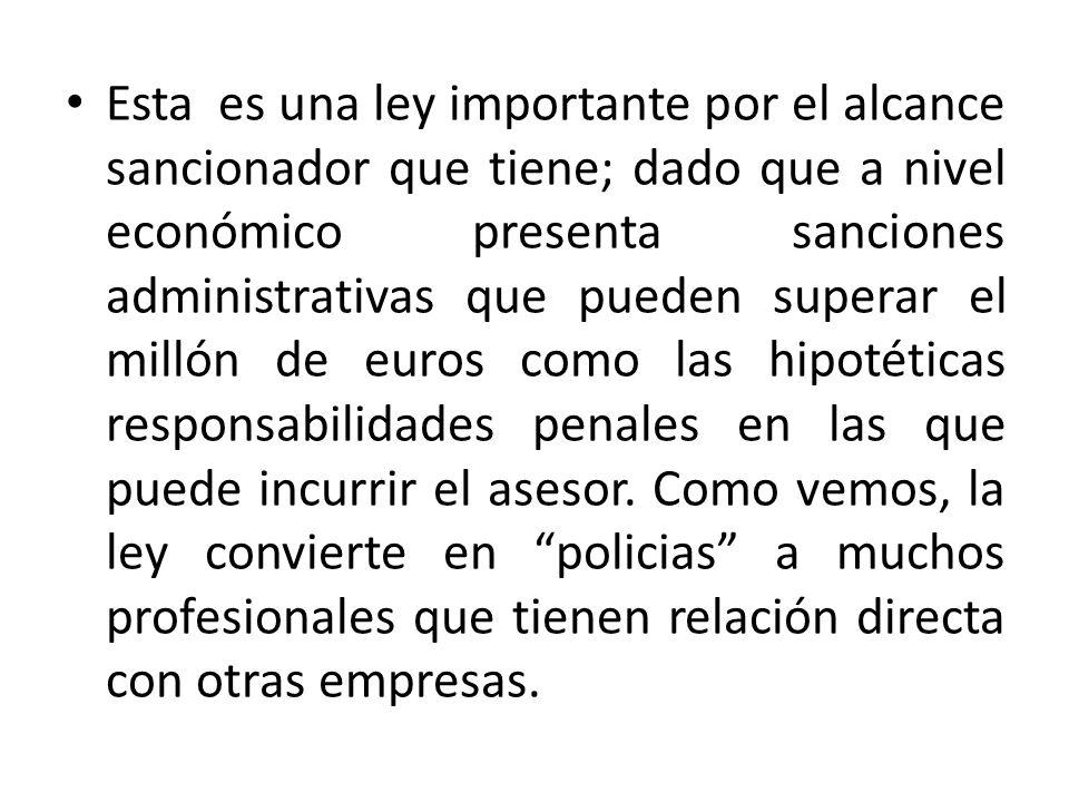 SEPBLAC Unidad de inteligencia financiera.