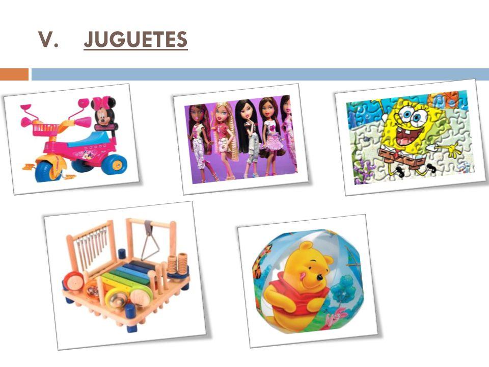 V.JUGUETES