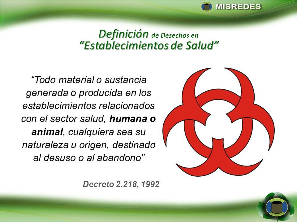 Definición Establecimientos De Salud Definición De Desechos En Establecimientos De Salud Figura 7: Figura 4.6. Etapas del Ciclo de Vida de un Producto