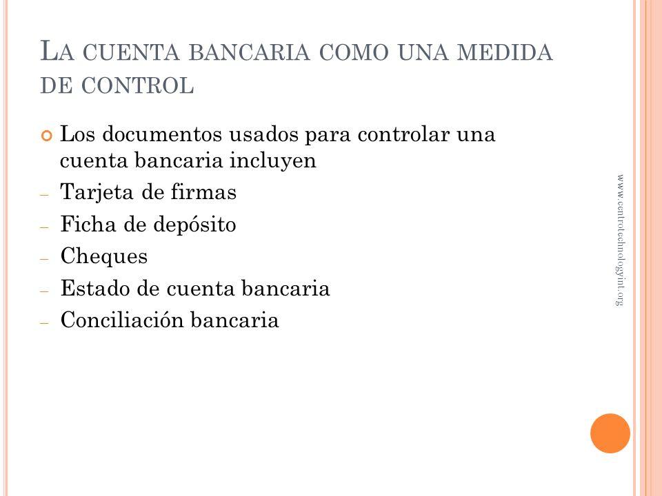 L IMITACIONES DEL CONTROL INTERNO La mayoría de las medidas adoptadas para un efectivo control interno pueden ser ignoradas o pasadas por alto Dos o m