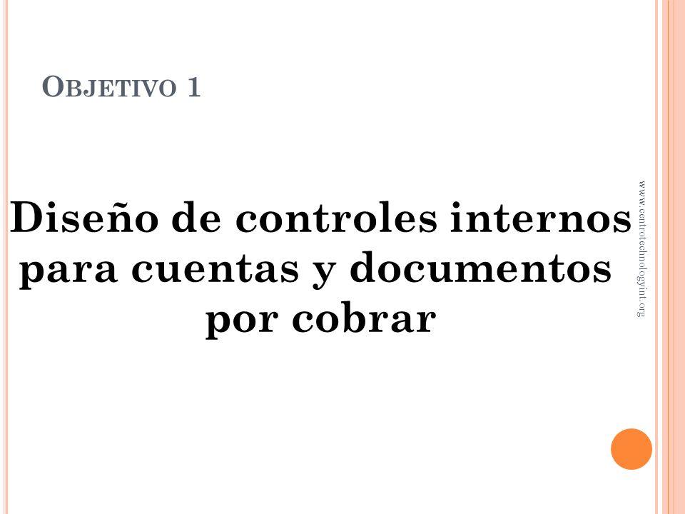 Cuentas por cobrar E LEMENTOS POR COBRAR Documentos por cobrar www.centrotechnologyint.org