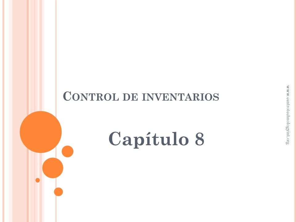 F IN DEL CAPÍTULO 7 www.centrotechnologyint.org