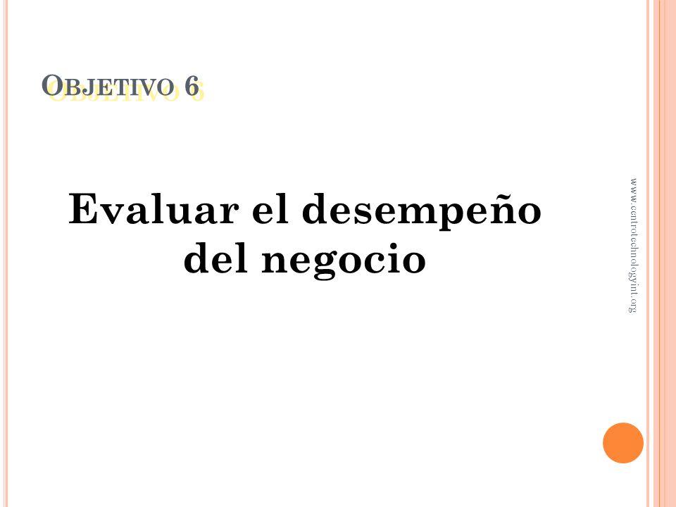 E STADOS FINANCIEROS – El estado de resultados – El estado de cambios en el capital contable – El balance general – El flujo de efectivo www.centrotec