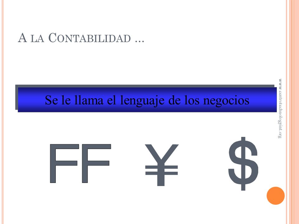 O BJETIVO 3 Selección del método para propósitos fiscales www.centrotechnologyint.org