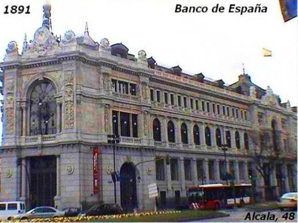 Edificios sedes de Bancos y Compañías de Seguros de Madrid Jca - 2007