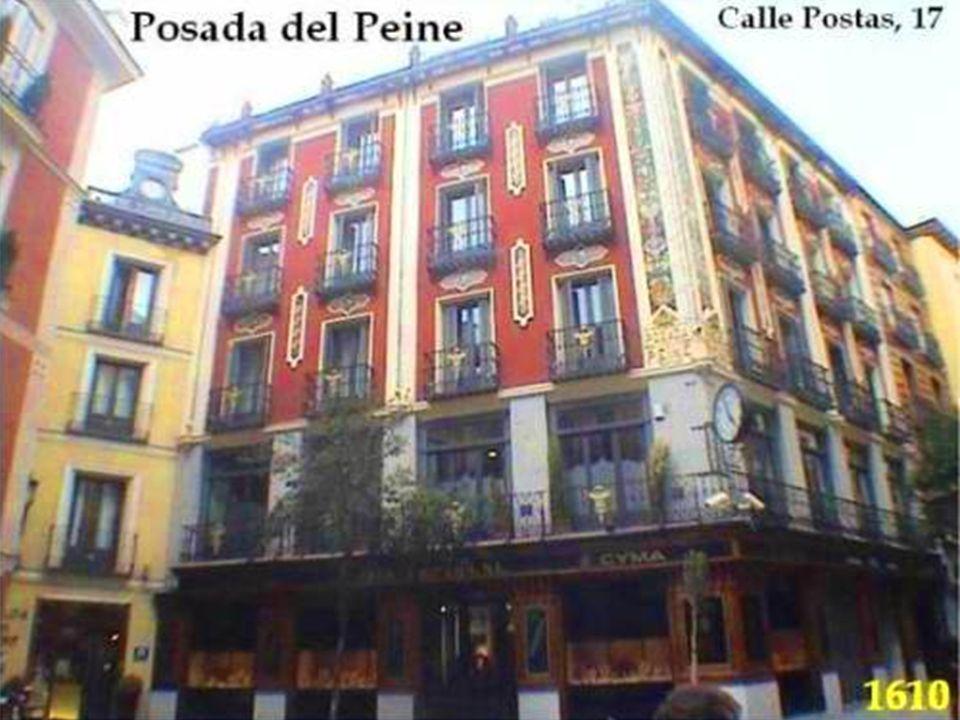 Hoteles Madrileños También los hoteles madrileños, nos han dejado construcciones de gran valor como podemos ver en las fotos que siguen a continuación.