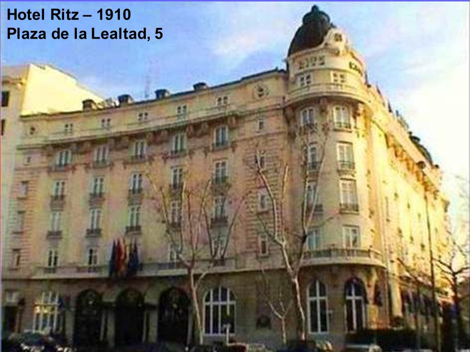Hotel Nacional 1900 Paseo del Prado, 48