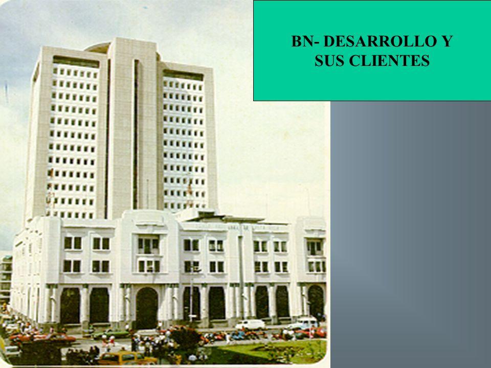 BN- DESARROLLO Y SUS CLIENTES